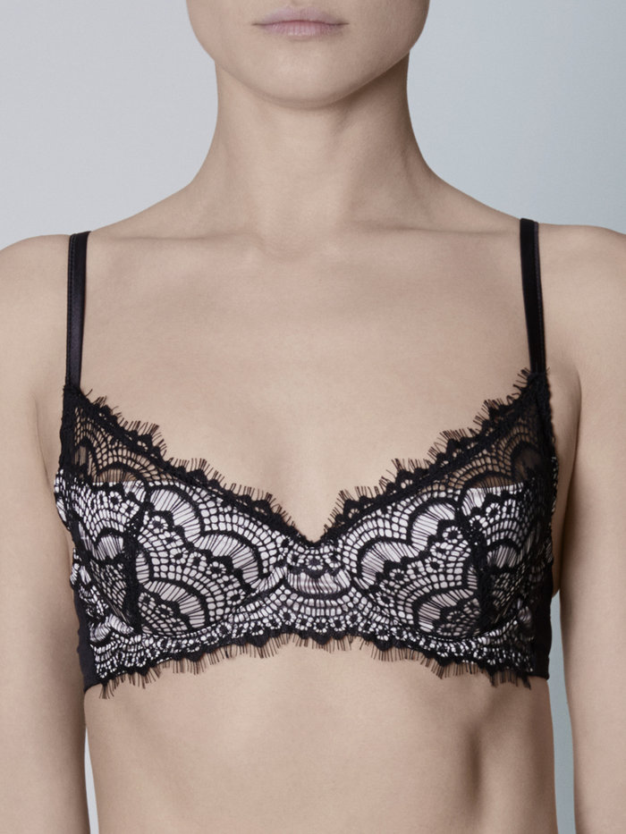 Mimi Holliday Bisou Bisou Mercury Plunge Bra