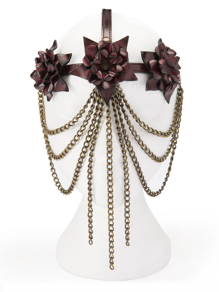 Paul Seville X Coco de Mer Tudor Charleston Headdress