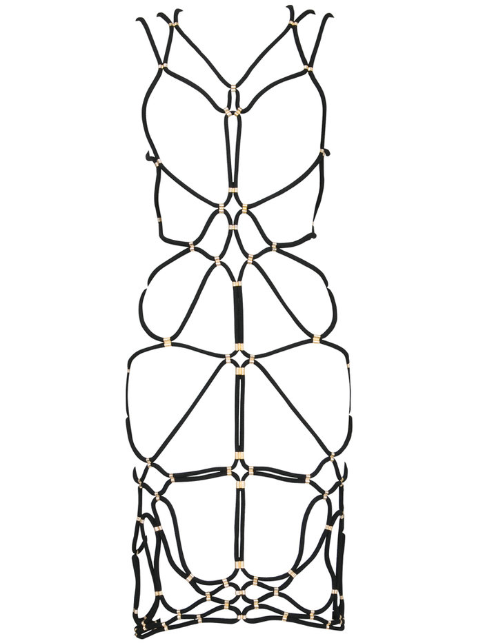 DSTM Shibari Dress