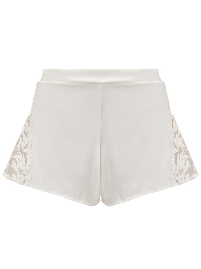 Coco de Mer Dinah Open French Knicker
