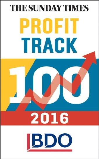 The Sunday Times Profit Track 100 BDO