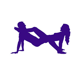 The Twin Crab Kama Sutra Position