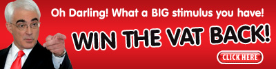 Click Here To Win The VAT Back!
