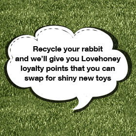 Recycle your Rabbit