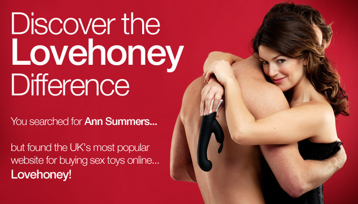 Discover the Lovehoney difference and why people chose Lovehoney over Ann Summers every day