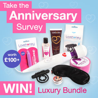 Take the Anniversary Survey and Win a Luxury Bundle worth over £100!