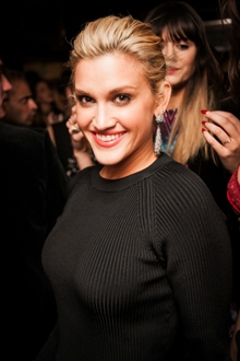 Ashley Roberts from the Pussycats Dolls - Undress to Impress: Coco de Mer's London Fashion Week