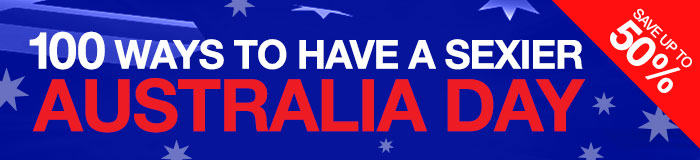 100 Ways to Have a Sexier Australia Day!