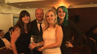 Lovehoney wins international trade award!