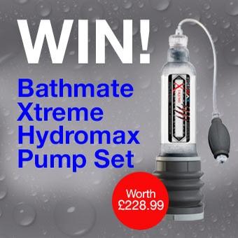 Win a Bathmate Xtreme