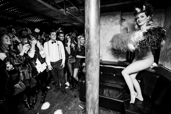 Undress to Impress: Coco de Mer's London Fashion Week Closing Party