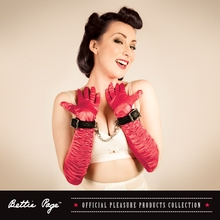 Bettie Page Wrist Cuffs