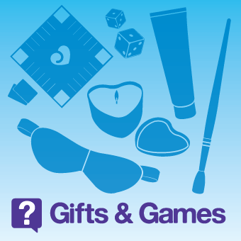 Sexy Gifts and Games Guides