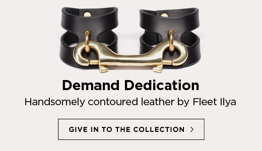 Demand Dedication with new Fleet Ilya bondage