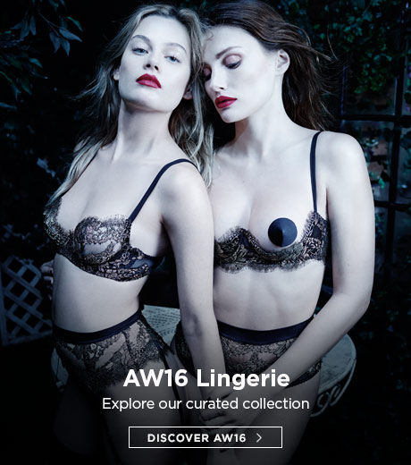 AW16 Lingerie - Explore our curated collection