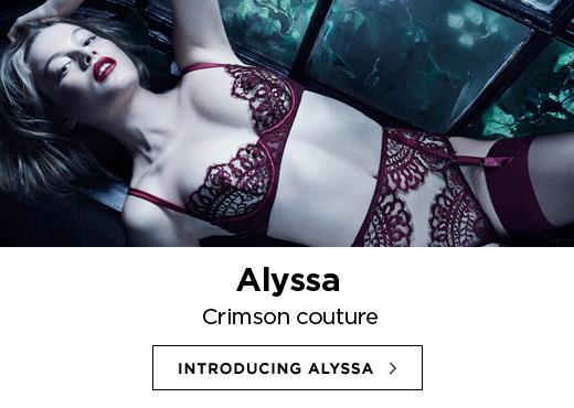 Alyssa - Crimson Couture