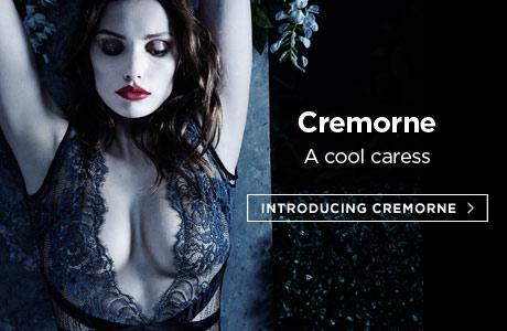 Coco de Mer AW16 Lingerie: Introducing Cremorne