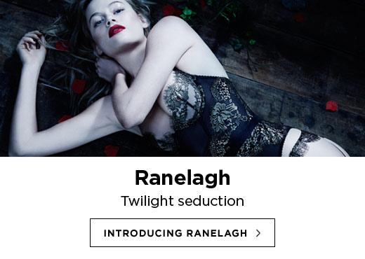 Coco de Mer AW16 Lingerie: Introducing Ranelagh