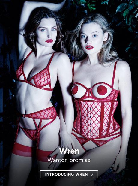 AW16 Lingerie: Introducing Wren