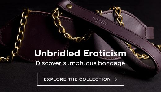 Unbridled Eroticism: Sumptuous Coco de Mer bondage