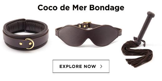Shop Coco de Mer Bondage