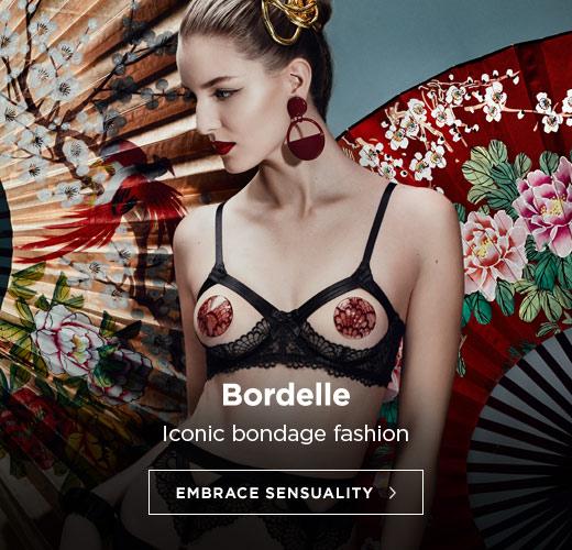 Bordelle: Iconic bondage fashion