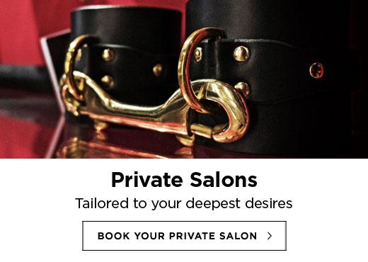 Private Salons at Coco de Mer