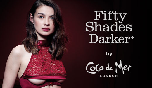 Fifty Shades Darker by Coco de Mer