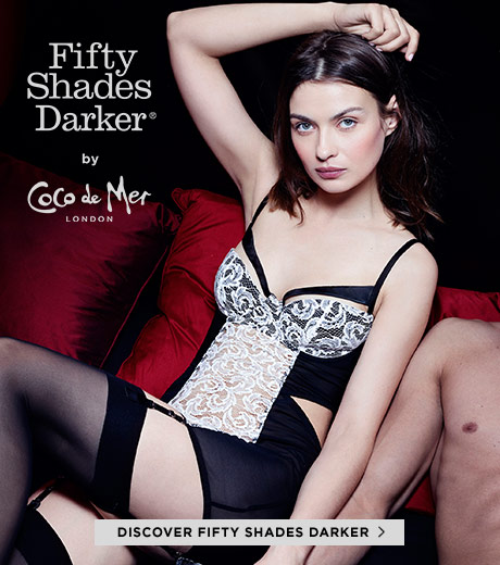 Discover Fifty Shades Darker by Coco de Mer