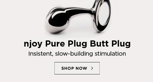 njoy pure plug butt plug