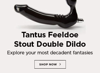 Tantus Feeldoe Stout Double Dildo