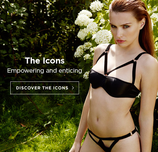 The Icons: Empowering and enticing