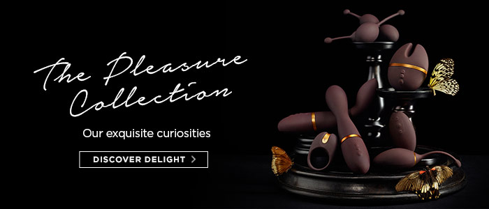 The Pleasure Collection: Our exquisite curiosities