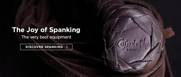 The joy of spanking