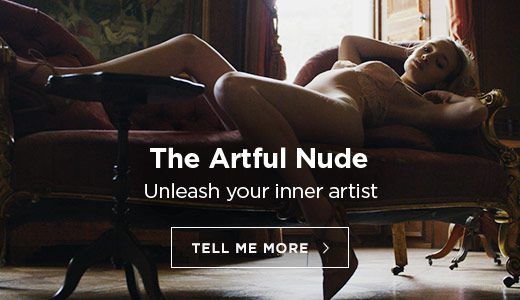The Artful Nude: Unleash your inner artist