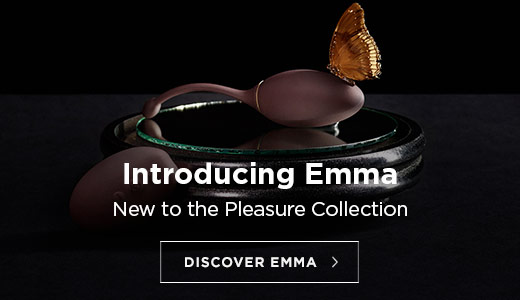 Introducing Emma, new to the pleasure collection