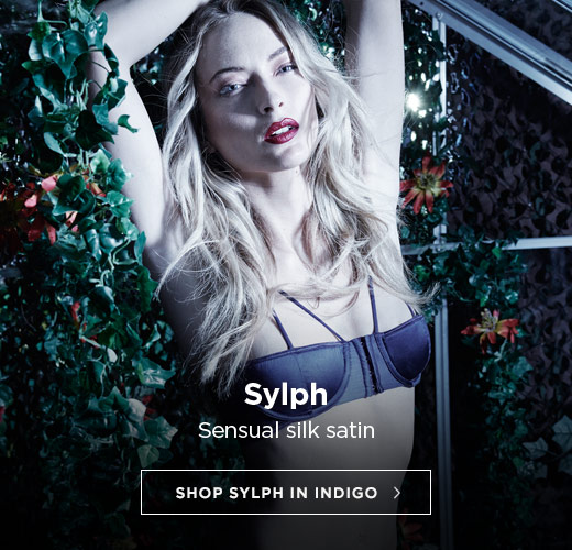 Introducing Sylph in Indigo for AW16