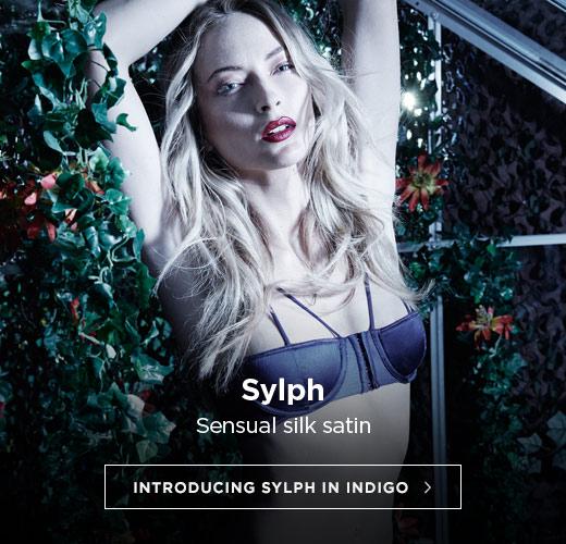 Introducing Sylph in Indigo for AW16