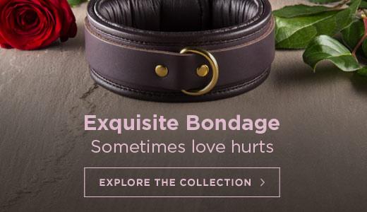 Exquisite Bondage at Coco de Mer