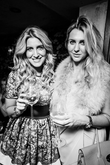 Cheska Hull Undress to Impress: Coco de Mer's London Fashion Week Closing Party