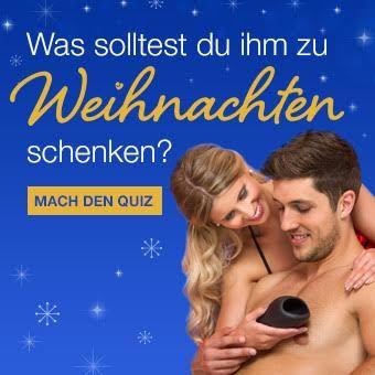 Sexy Weihnachtsgeschenke für ihn Quiz