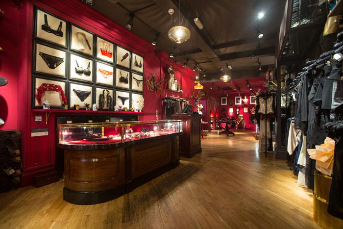 Coco de Mer Covent Garden Interior 1