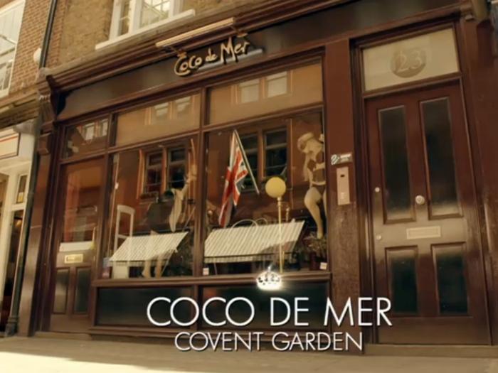 Coco de Mer Covent Garden