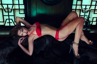 Dhalia - The New Lingerie and Bondage Collection from Coco de Mer