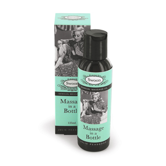 swoon massage in a bottle sensual massage oil
