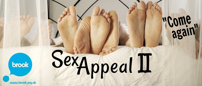 Lovehoney Sponsors Brook Comedy Sex Appeal II
