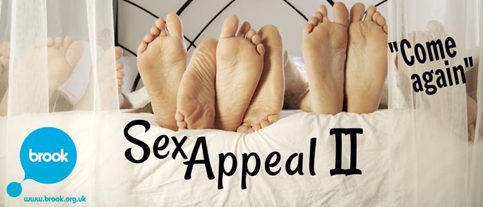 Lovehoney Sponsors Brook Comedy Sex Appeal II