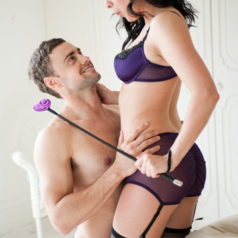 Spanking and Whipping for Beginners