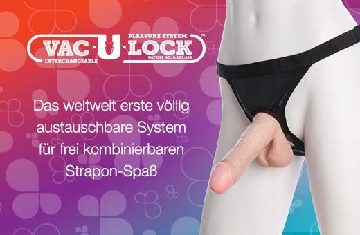 Vac-U-Lock Strapons