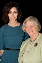 Ann Widdecombe Snubs BlueBella at Women of Worth Awards 2011